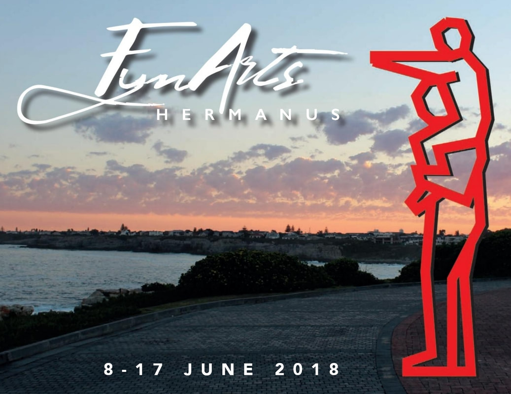2018 Fynarts Festival of Hermanus - 8th to 17th June, 2018 - click the picture below for the FULL events schedule