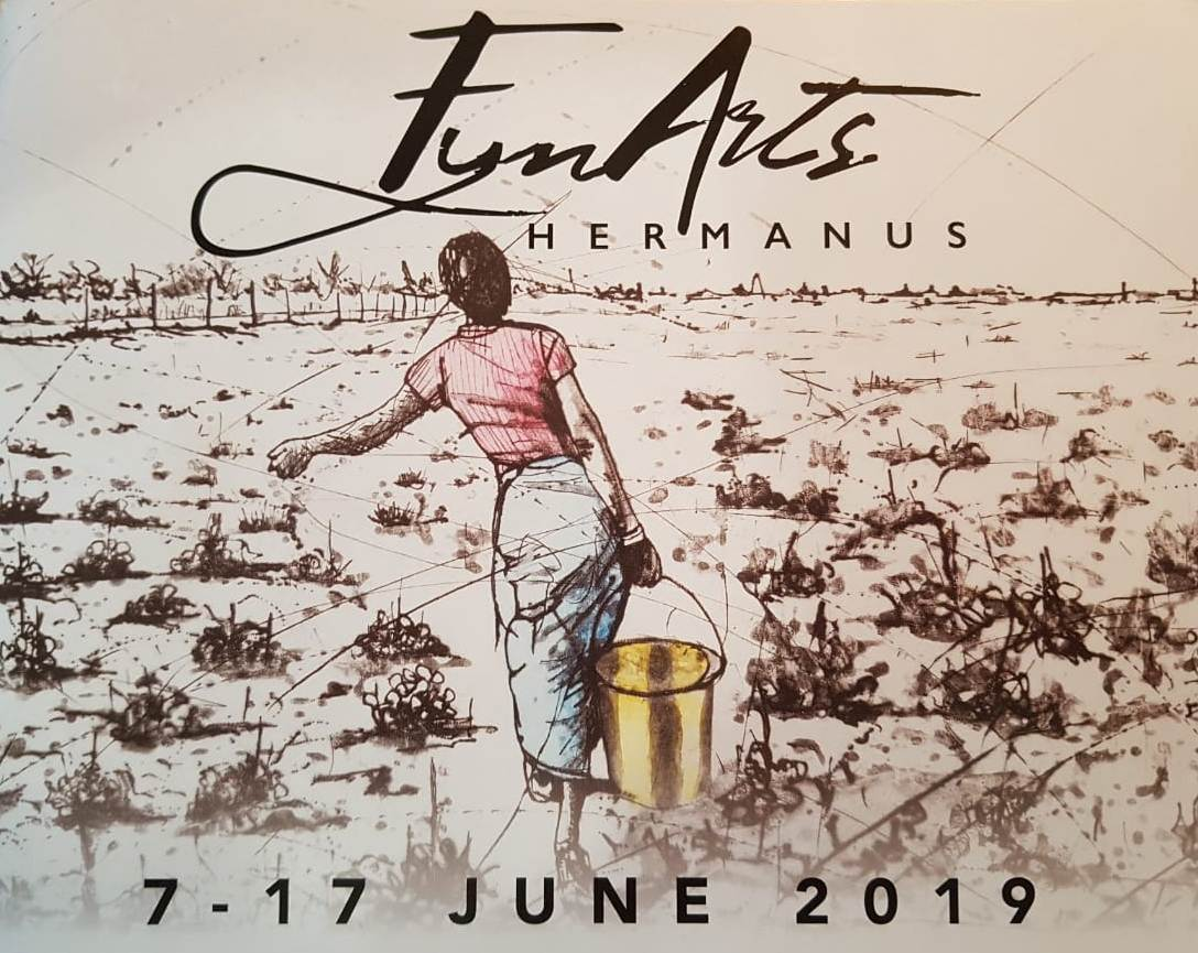 Hermanus Fynarts Festival, 7th to 17th June, 2019, near Cape Town, South Africa