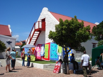 Hermanus Art and Craft Market, Lerm's Corner