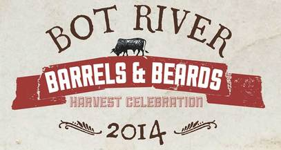 Botrivier Wine Festival Barrel And Beards Festival Hermanus