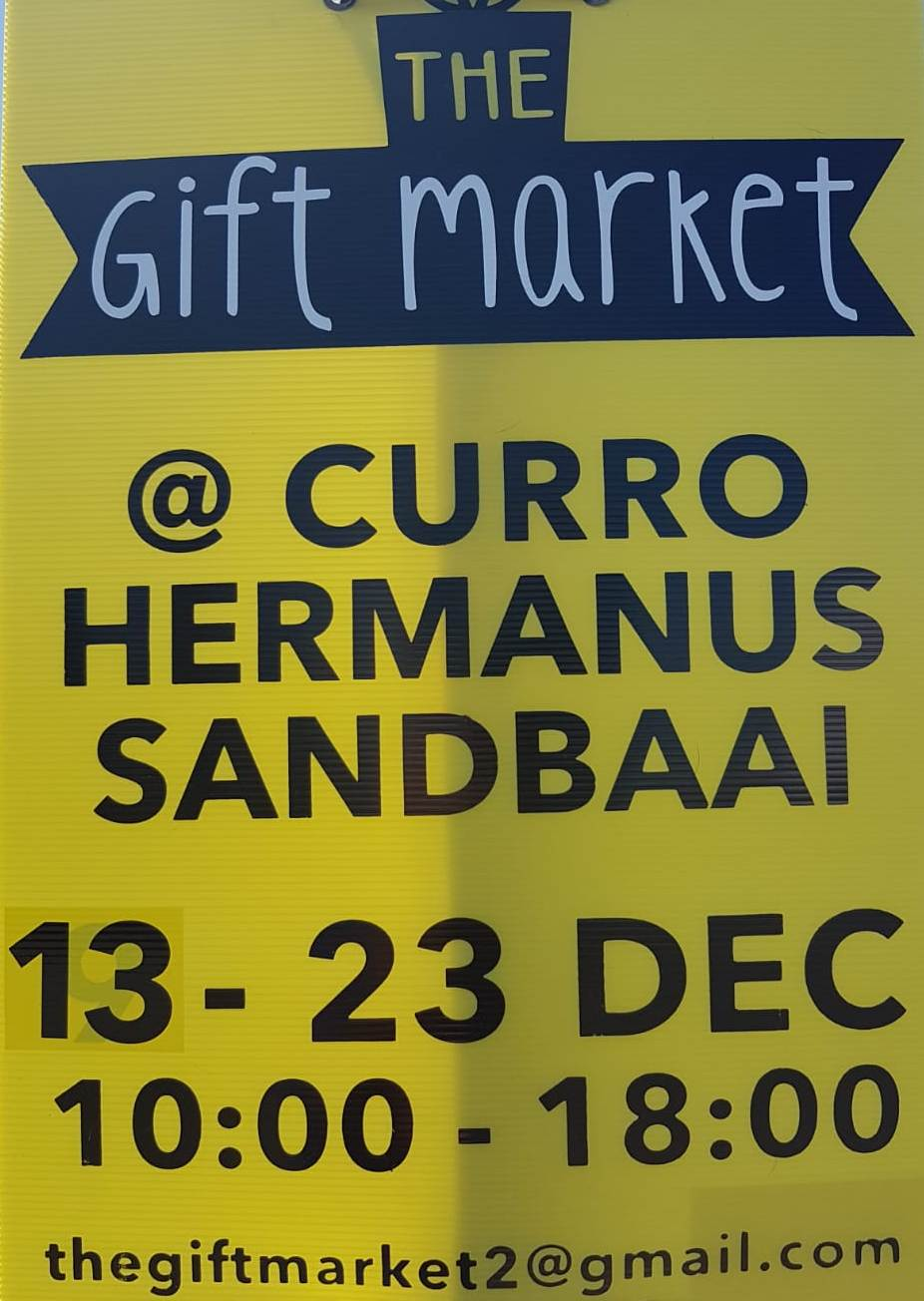 Arts and craft gift market at Curro school, Hermanus