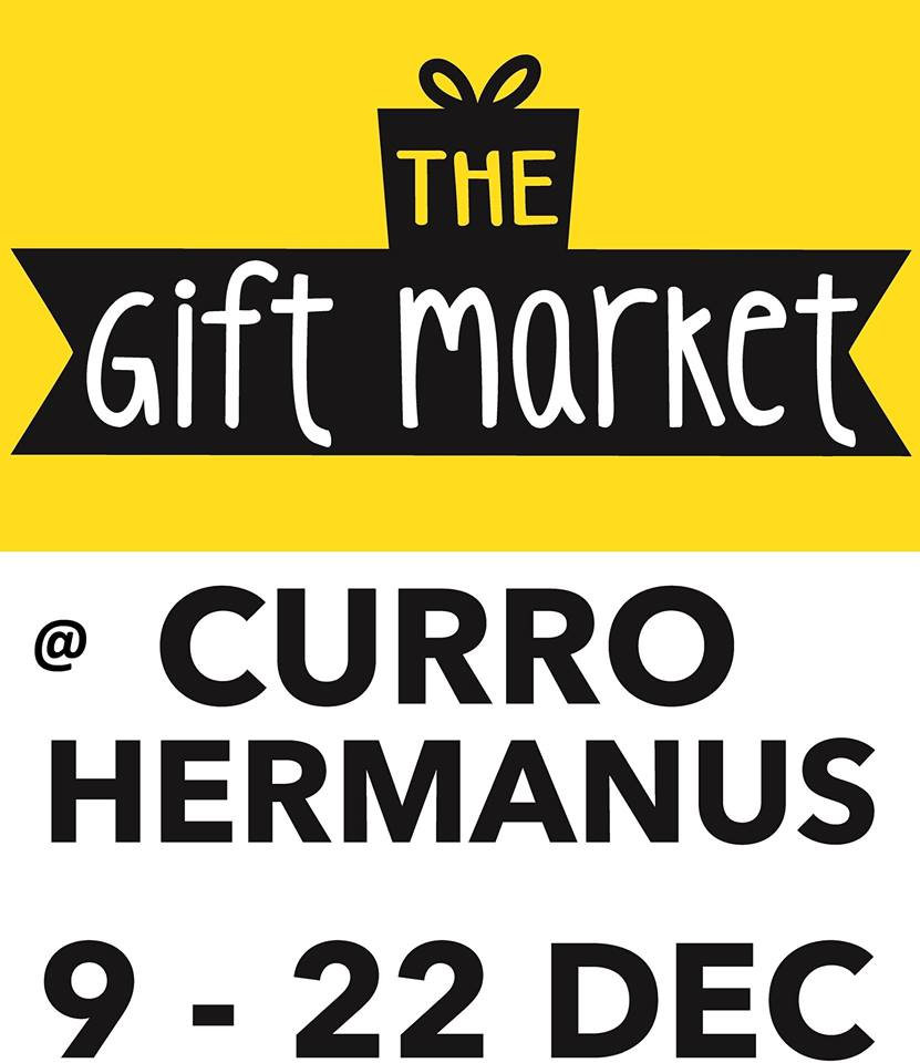 Curro Gift Market in Hermanus - from 9th to 22nd DEC 2017