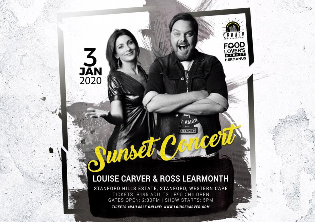 Louise Carver and Ross Learmonth concert at Stanford Hills, Stanford