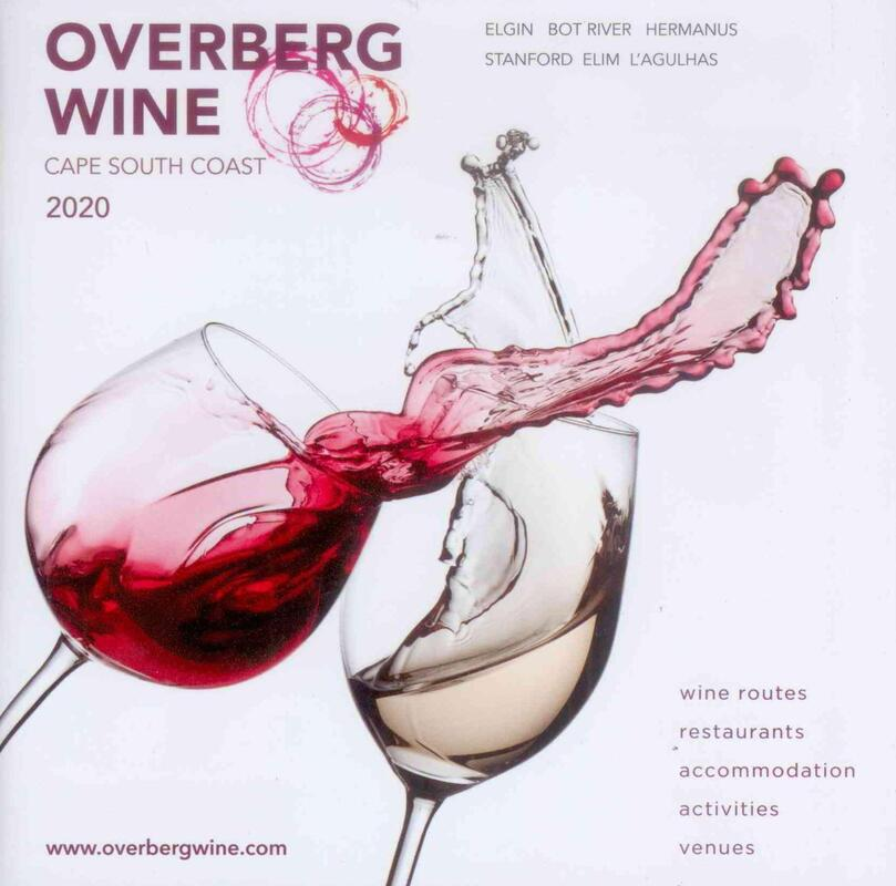 2020 Hermanus and Overberg Wine and wineries booklet is out
