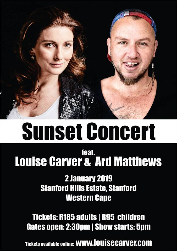 Stanford concert 2nd January 2019